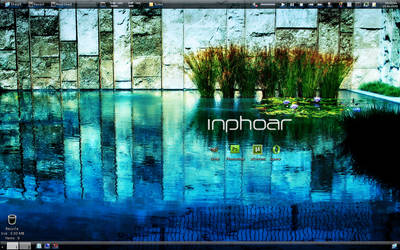 SharpE Pond by Inphoar