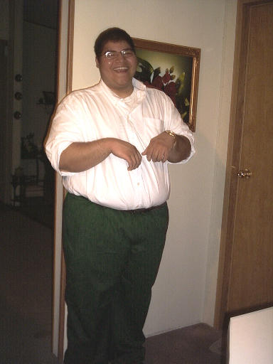 Me as Peter Griffin For Hw. by CatchShiro