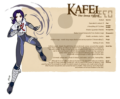 Character Guide - Kafei by foxlee