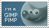 Stamp: GIMP Pimp by foxlee