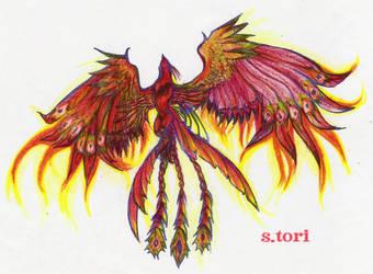 Phoenix .-+rebirth+-. by suzumetori