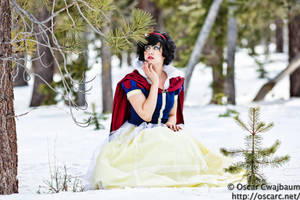 Snow White: Lost in the Forest by OscarC-Photography