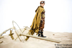 Syaoran: desolation by OscarC-Photography