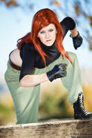 Kim Possible to the rescue! by OscarC-Photography