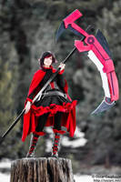 Ruby Rose by OscarC-Photography