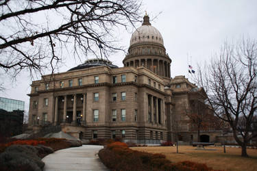 Boise Capitol II by Child-of-God