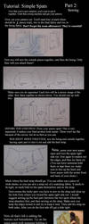 Spats tutorial part 2- sewing by Animus-Panthera