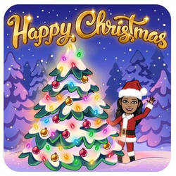Merry Christmas Everybody  by Ellecia