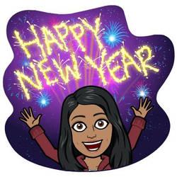 Happy New Year  by Ellecia