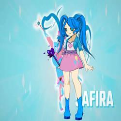 Ralph/Safira Cyan by Ellecia