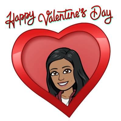 Happy Valentine's Day  by Ellecia