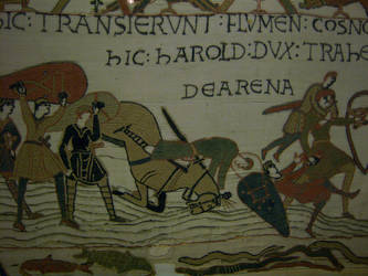 Bayeux Tapestry - 2 by Sevaresien
