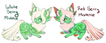 [Open] Mistletoe Wingupuffs by Arivlis
