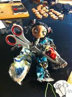 Penny SuspChar W Scissors by EpoCALYPsE