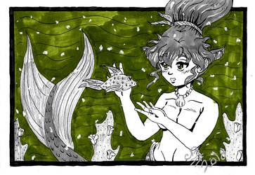 Sea Moss by CassyHattori36