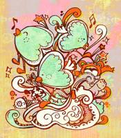 love bird by goenz