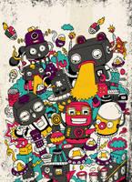 Chaotic Robotics by goenz