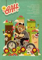 Mr.Bongo Cycling by goenz