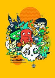 Borish Halloween Party by goenz