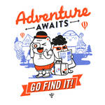 Adventure Awaits! by goenz