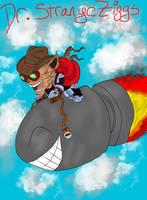 Dr. Strange Ziggs by Useperous
