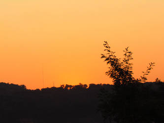 Hudson Sunset by Alphanza1