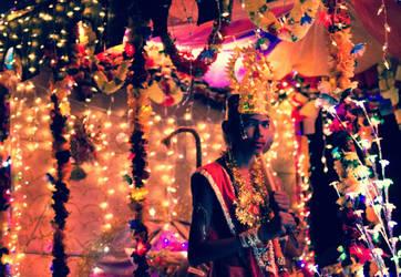 Diwali Lights by Alphanza1