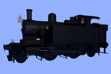industerial shunter 2 by MrOLeary