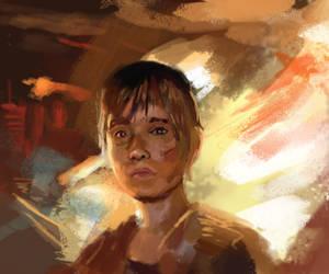 Jodie Holmes by arandomguy1221