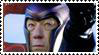 Magneto stamp by ZZsStamps