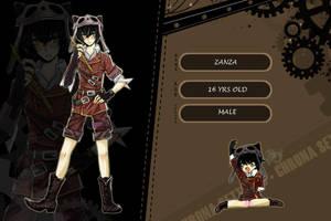 AP: Zanza by hisaru