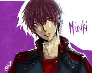 Mizuki : DMMD by hisaru