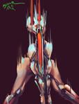180122 Scream by kuoke