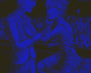 181228 1914 Dark Like Hearts Are by kuoke