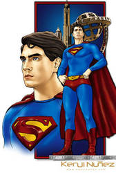 Superman Returns by KenjiArts