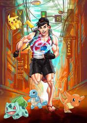 Pokemon Go PH! by KenjiArts