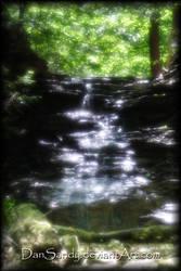 Angelic Falls by DanSandy