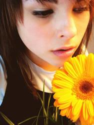 Pretty Flower by ChelseaSavage