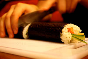 Making Sushi 2 by ChelseaSavage