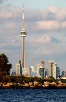 CN Tower Toronto, Ontatrio by ChelseaSavage