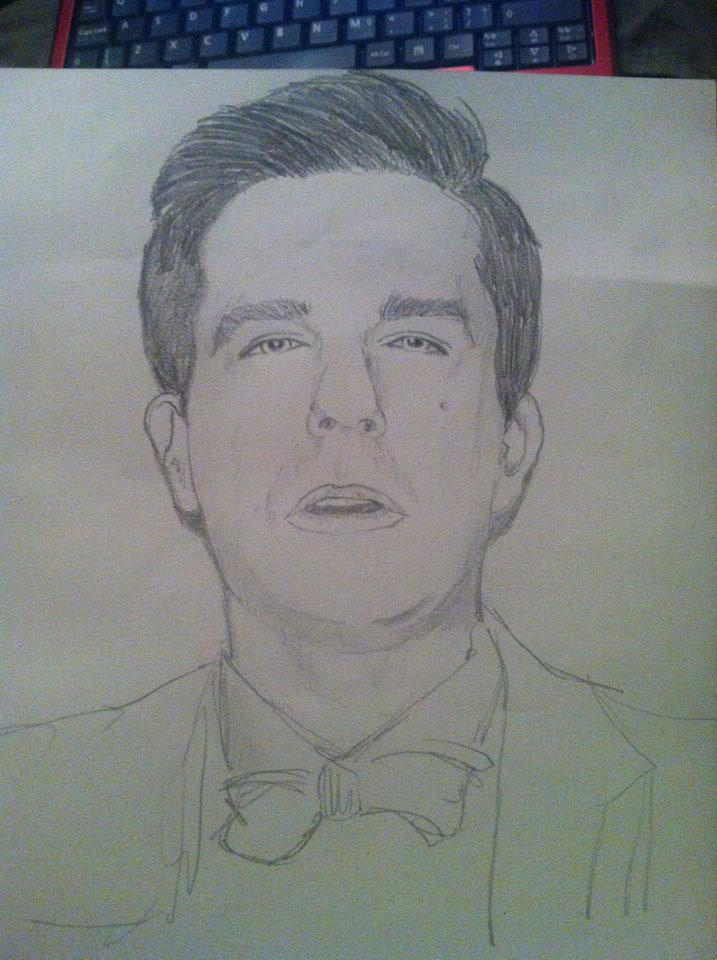 Mr Ed Helms! by ChelseaSavage