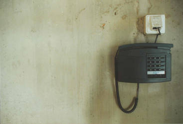 Concrete and Phone by Democritus
