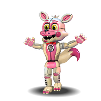 Adventure Funtime Foxy by Purpleman88