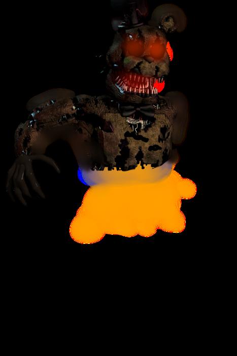 DreamFull Freddy by Purpleman88