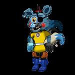 Adventure Frixzunit Fusion by Purpleman88