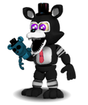 Adventure Puppet Fox by Purpleman88
