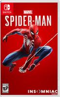 MARVEL SPIDER-MAN Nintendo Switch Box by Purpleman88