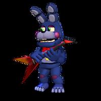 Adventure Rockstar  Bonnie by Purpleman88