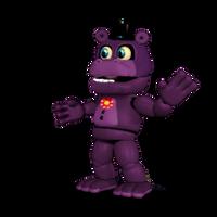 Adventure Mr Hippo by Purpleman88