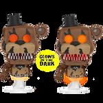 Funko Pop Dreamfull Freddy V2 by Purpleman88